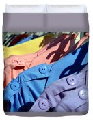 Clothes Street Sale Duvet Cover