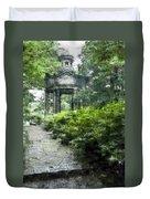 Cloud Pavilion Romantic Hp Duvet Cover