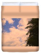 Cloud Slide Duvet Cover
