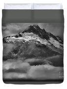 Cloud Smothered Peaks Duvet Cover