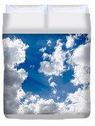 Cloud Study 3852 Duvet Cover