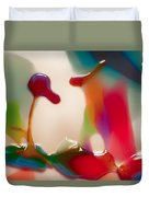 Cloud Talking Duvet Cover by Omaste Witkowski