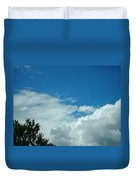I Touched The Sky Duvet Cover