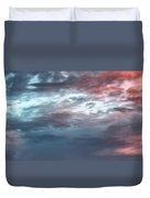Clouds 11 Duvet Cover