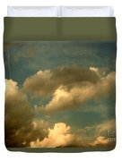 Clouds Of Yesterday Duvet Cover