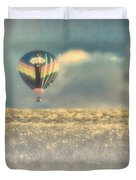 Clouds Within Clouds Duvet Cover