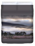 Cloudy Day 6 Duvet Cover