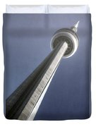 Cn Tower Duvet Cover by Joana Kruse