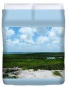 Coastal Aransas Nwr Duvet Cover