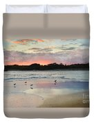 Coastal Beauty Duvet Cover