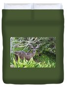 Coastal Deer Duvet Cover