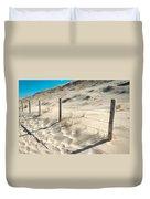 Coastal Dunes In Holland 3 Duvet Cover