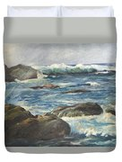 Coastal Maine Duvet Cover