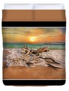 Coastal Morning  Duvet Cover