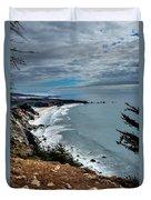 Coastal Retreat Duvet Cover