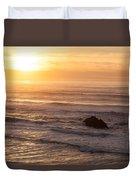 Coastal Rhythm Duvet Cover