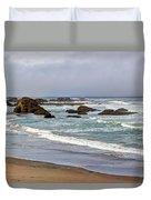 Coastal Serenity  Duvet Cover