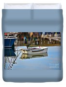 Cobb Reflections Duvet Cover