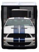 Cobra Mustang Duvet Cover