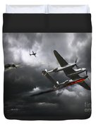 Cobra Strike Duvet Cover