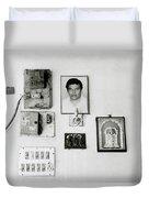 Cochin Shrine Duvet Cover