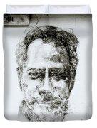 Urban Art Of Cochin Duvet Cover