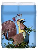 Cock Of The Roost Duvet Cover