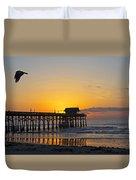 Coco Beach-760 Duvet Cover