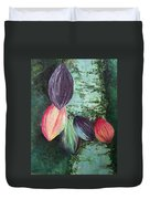Cocoa Pods Duvet Cover