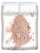 Cocoa Powder Duvet Cover