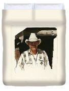 Cody Cowboy 2 Duvet Cover