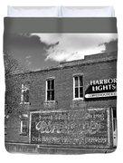 Coffeehouse  Duvet Cover