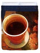 Coffeetable Book Duvet Cover