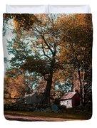 Coggeshall Farm Bristol Ri Duvet Cover
