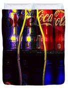 Coke Duvet Cover