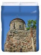 Colchester Castle Duvet Cover