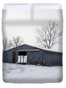 Cold Desolation Duvet Cover