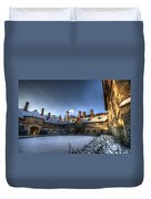 Cold Hof Duvet Cover