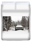 Cold Storage Duvet Cover