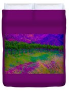 Colibri Acid 3 Duvet Cover