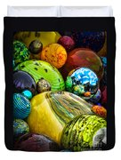 Collapsed Universe Duvet Cover