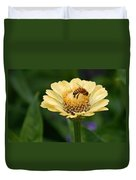 Collecting Nectar Duvet Cover
