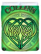 Collins Soul Of Ireland Duvet Cover