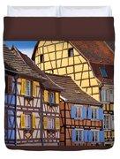 Colmar Alsace Duvet Cover