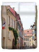 Colmar Small Street Duvet Cover