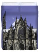Cologne Cathedral 02 Duvet Cover
