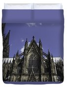 Cologne Cathedral 03 Duvet Cover