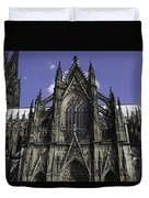 Cologne Cathedral 04 Duvet Cover
