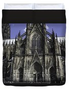 Cologne Cathedral 05 Duvet Cover