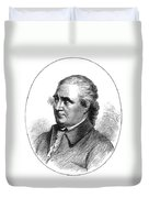 Colonel Isaac Barre Duvet Cover